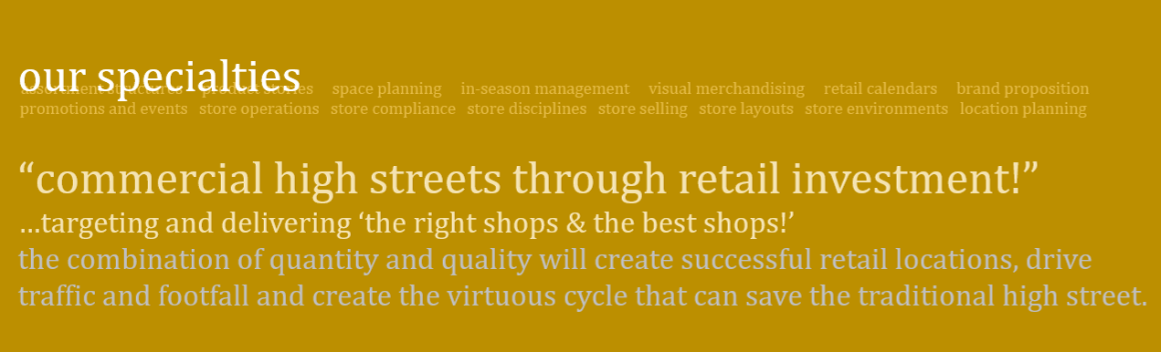 vm-unleashed-our-specialties-commercial-high-streets-through-retail-investment